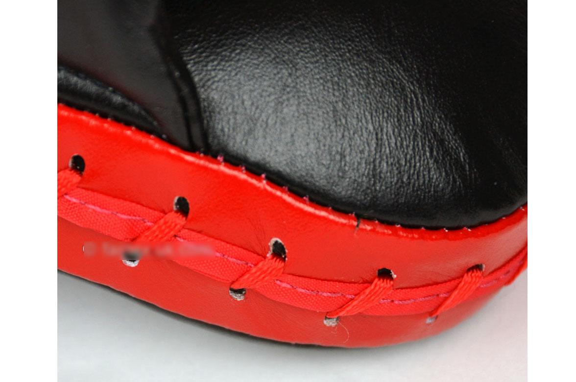 Pattes d/'ours courtes Fairtex la paire rouge