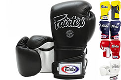 Training Gloves FXV6 Leather, Fairtex