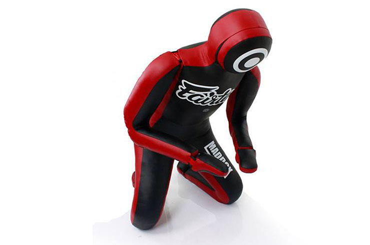 Mannequin grappling - GD2 Maddox V2, Fairtex