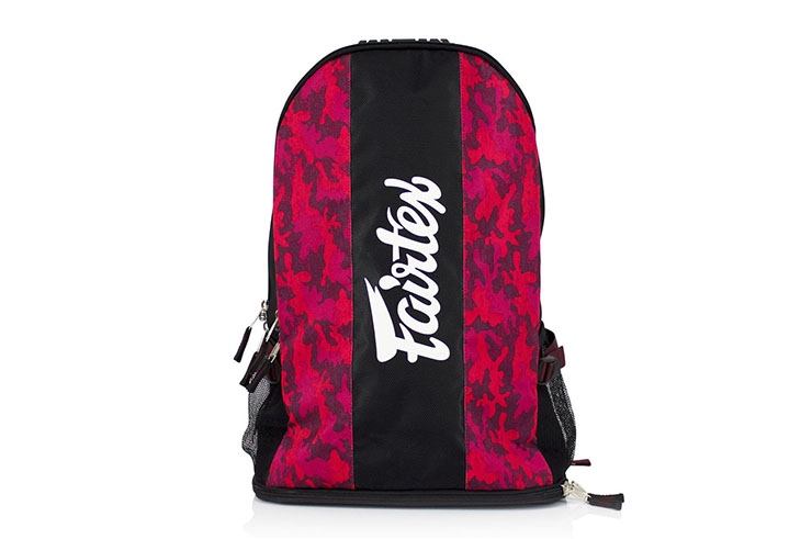 Backpack, Fairtex