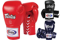 "Boxing Gloves Pro ""Thai ProTeam"", Fairtex"