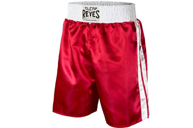 Short de Boxe Anglaise Satin, Reyes
