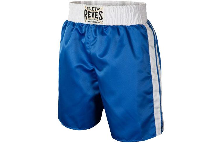 Short de Boxeo Inglés Satén, Reyes