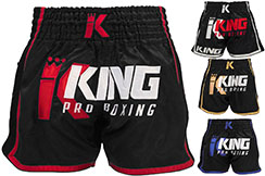 "Muay Thai Boxing Shorts ""KPB 8"", King"