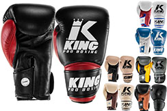 Boxing Gloves - KPG/BG STAR, King