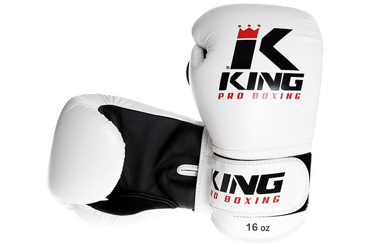 Leather Boxing Gloves BG 1, King