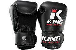 "Gants de Boxe en Cuir ""BG Air"", King"