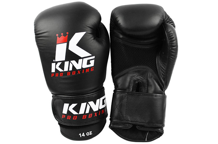 Leather Boxing Gloves BG Air, King