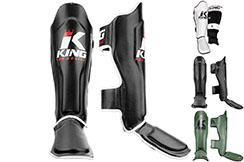 Shin & Step Pads - KPB SG, King