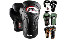 "Leather Boxing Gloves ""BGVL 6"", Twins"