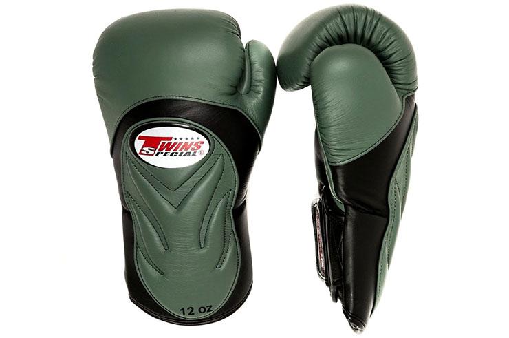 Guantes de Boxeo de Cuero BGVL 6, Twins