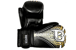 "Kids Boxing Gloves ""BG Youth Gold"", Booster"