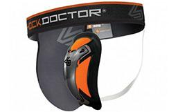 Concha y Soporte Carbono Ultra Pro, Shock Doctor