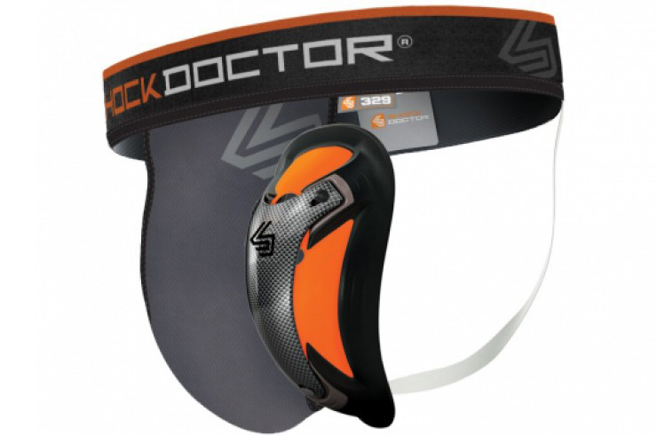 Coquille et Support Carbone Ultra Pro, Shock Doctor