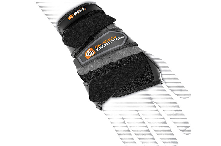 Protect Wrist Straps 3, Shock Doctor