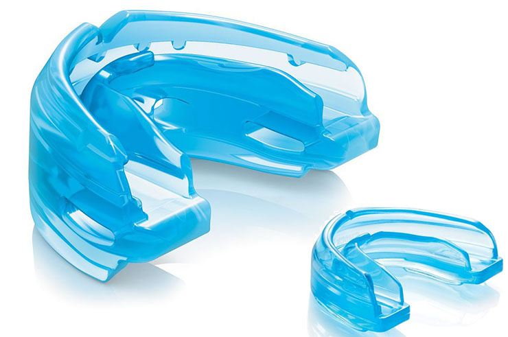Mouth Guard for braces Light Sky, Shock Doctor