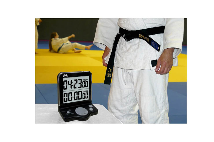 Table Counter - Judo special, IHM