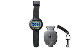 Cronómetro, reloj del árbitro y cuenta atrás - IHM