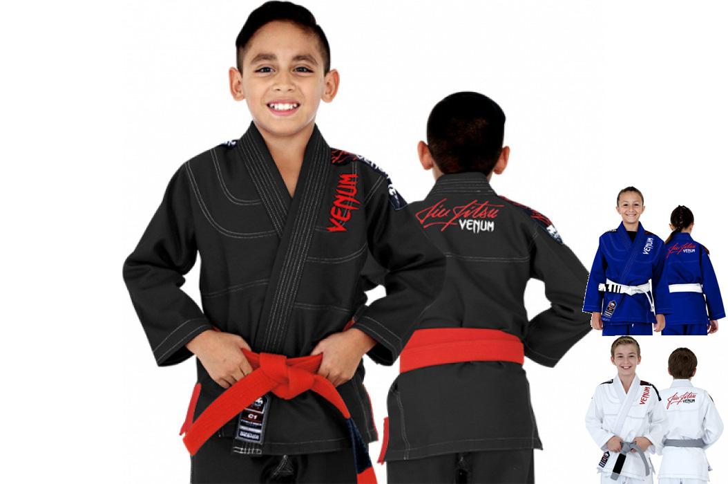 """Kimono JJB Enfant Venum """"Challenger 2.0"""""""