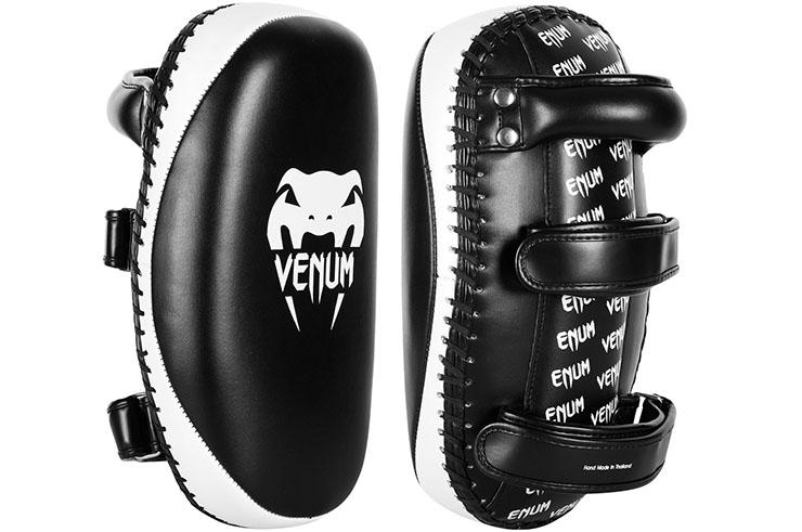 "Venum ""Light"" Kick Pad - Skintex Leather (Pair)"