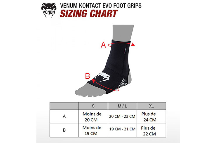 Ankle Support - Kontact EVO, Venum