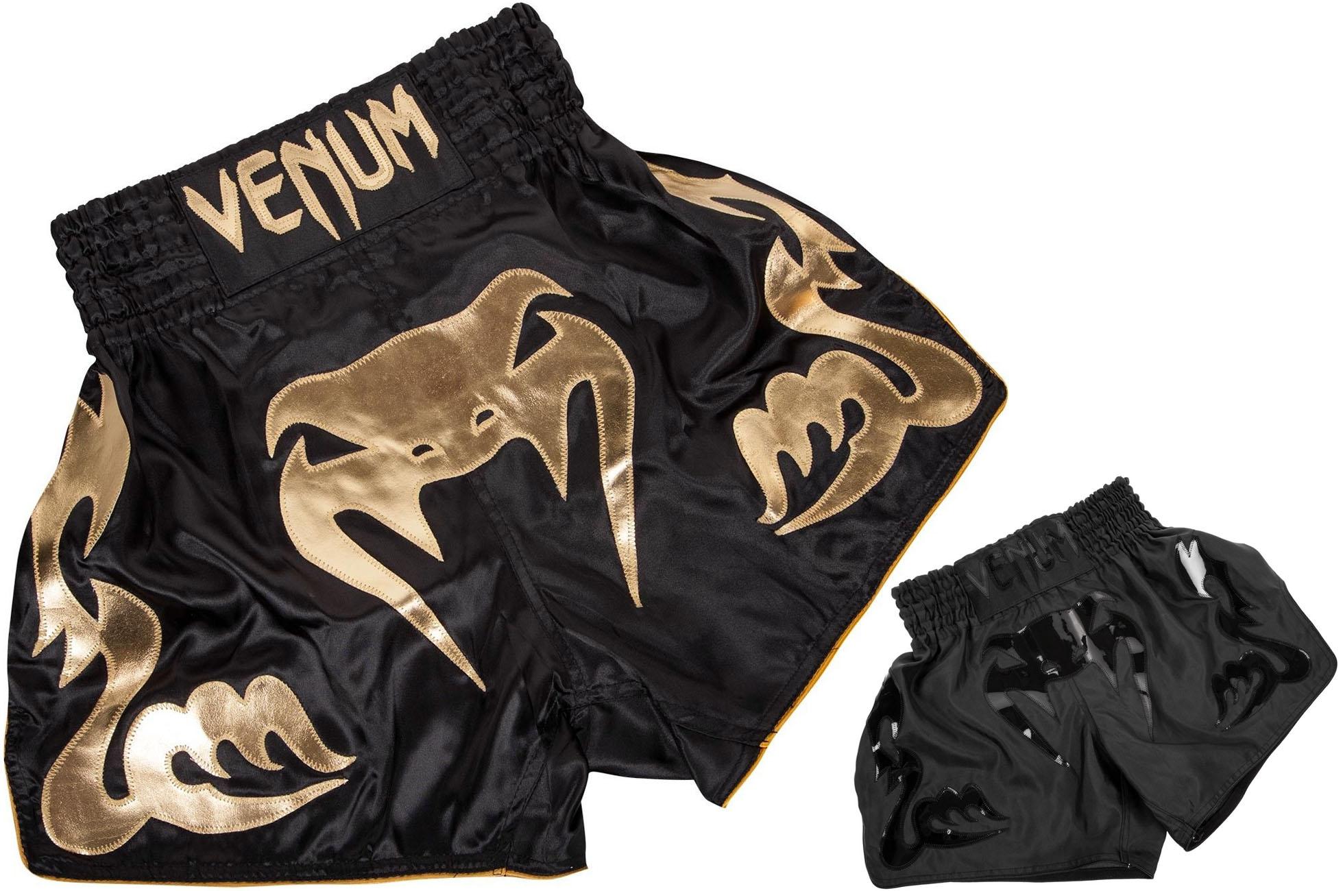 Pantalones Cortos Des Muay Thai Bangkok Inferno Venum Dragonsports Eu