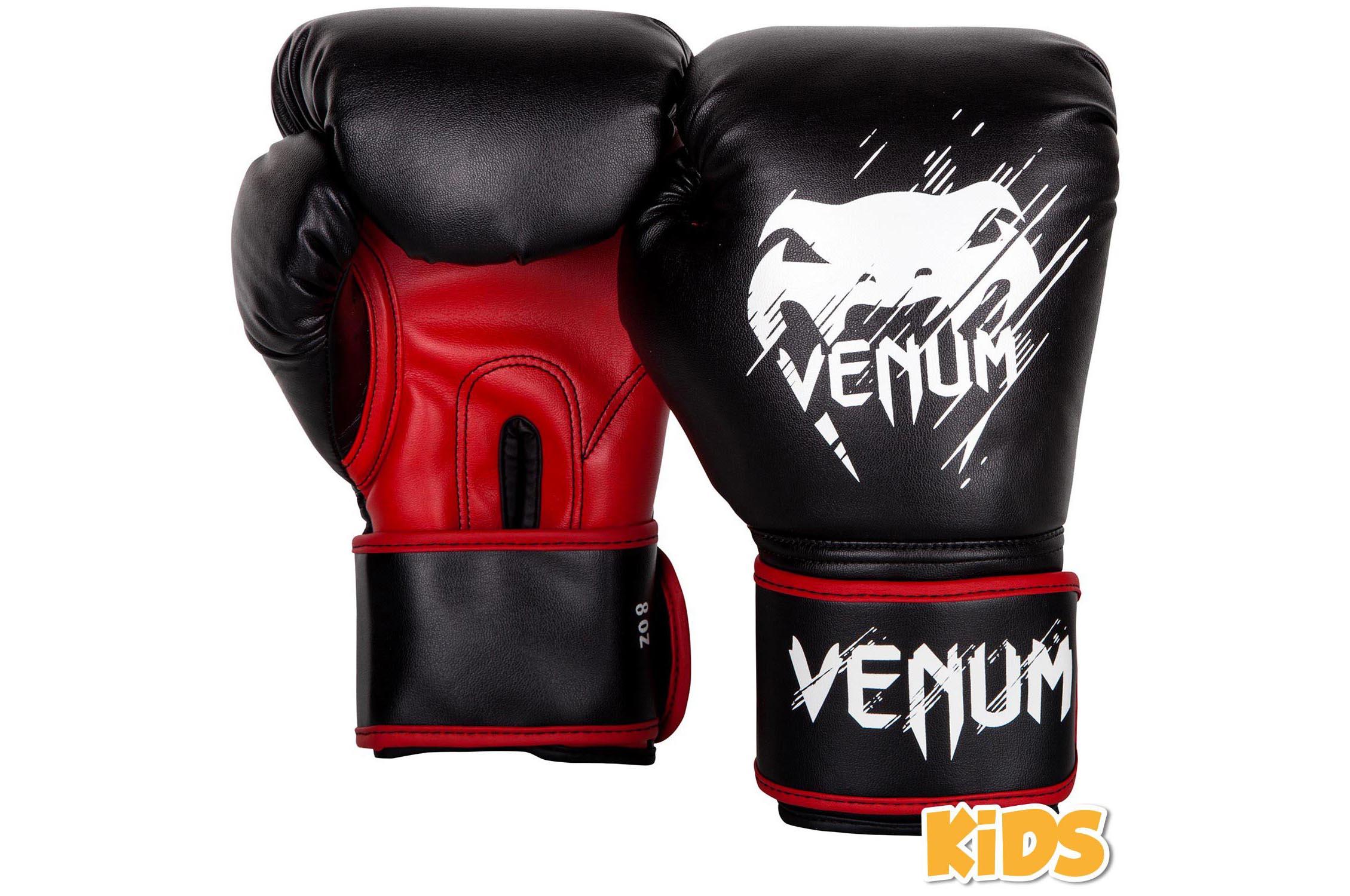 Venum Gants de Boxe Challenger 2.0 Enfants Noir