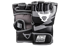 MMA Gloves - Charger, Ringhorns