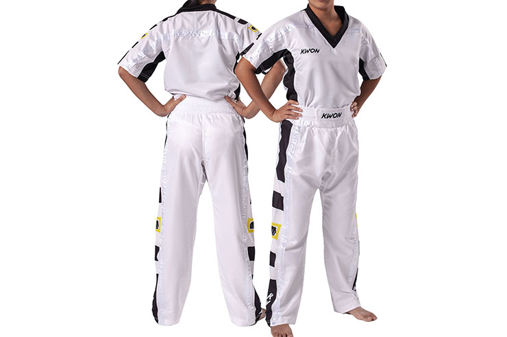 Kick Boxing Uniform - Challenge, Kwon