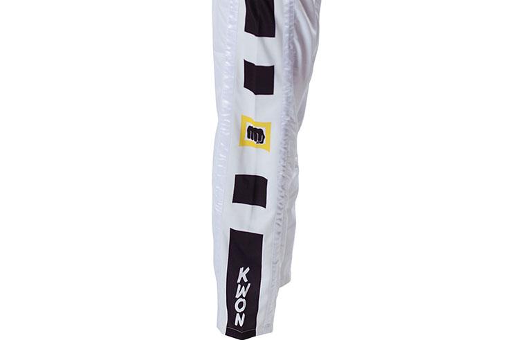 Tenue de Kick Boxing - Challenge, Kwon