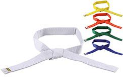 Solid Color Velcro Belt - Kids, Kwon
