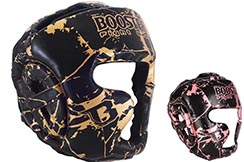 Casque de Protection Enfant, HGL - Marble, Booster
