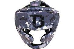 Protector de Cabeza Niño, HGL - Marble, Booster