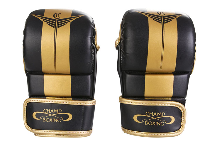 Guantes MMA - Atómicos, ChampBoxing