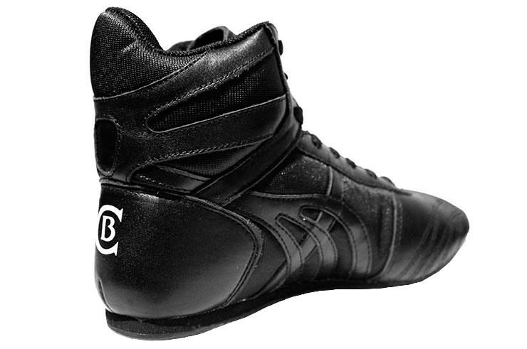 Multiboxing Shoes, Low - Black, Champboxing