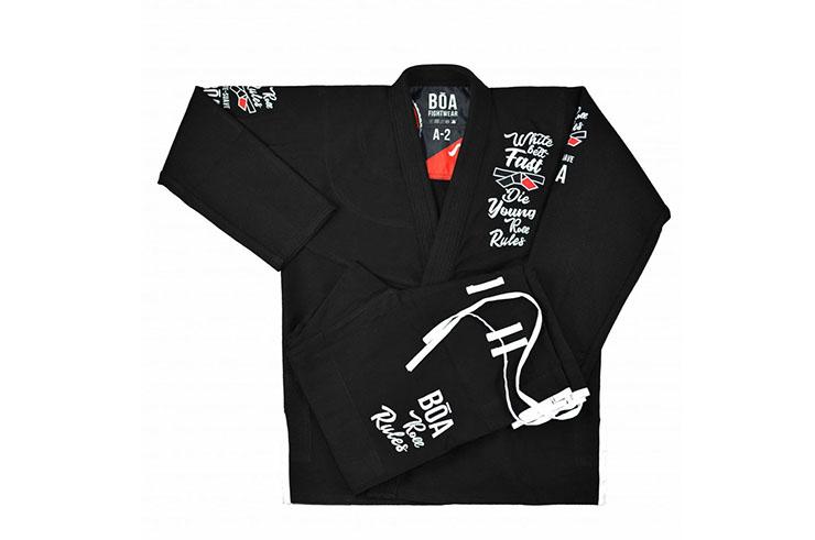 Kimono Ju Jitsu Brésilien - Bõa Roll Rules, Bõa