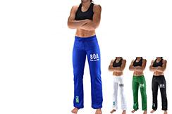 Pantalon de Capoeira, Femme - Bõa Estilo, Bõa