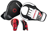 Precision Punch Mitts - E-7 REVO, Eizo Boxing