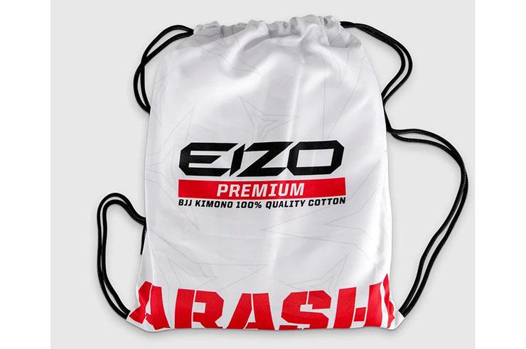 Kimono JJB - ARASHI Gi, Eizo Boxing