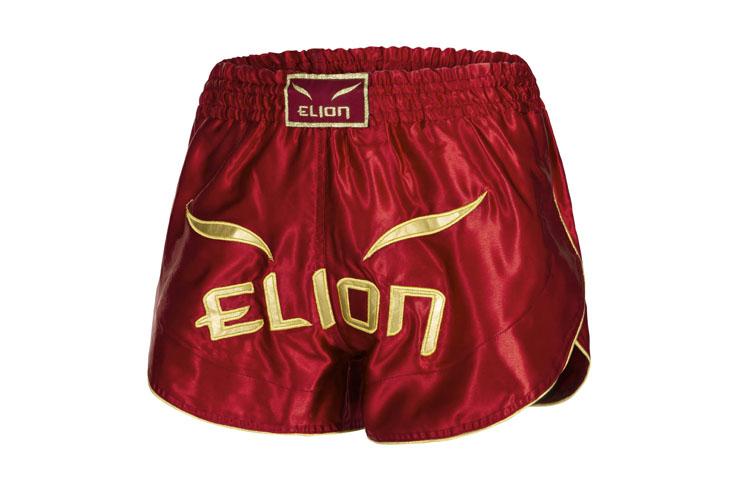 Short Muay Thai - Origins, Elion