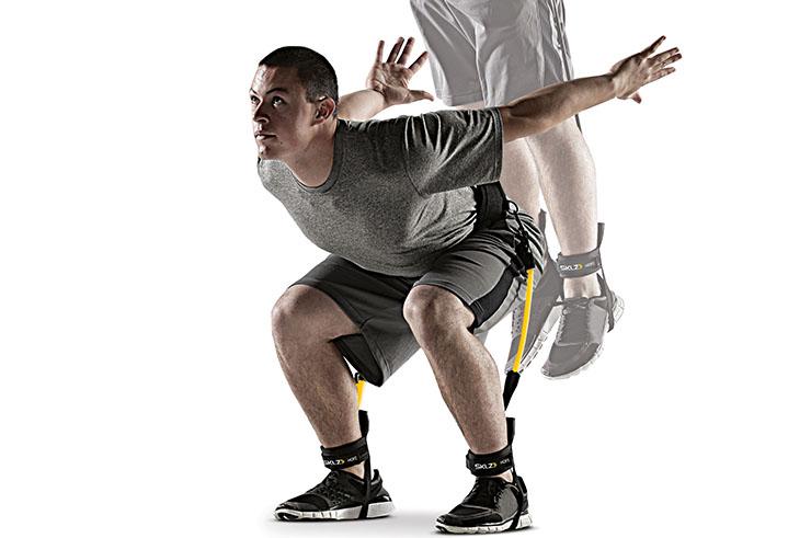 Accesorio de entrenamiento a los saltos verticales - Hopz 2.0, SKLZ