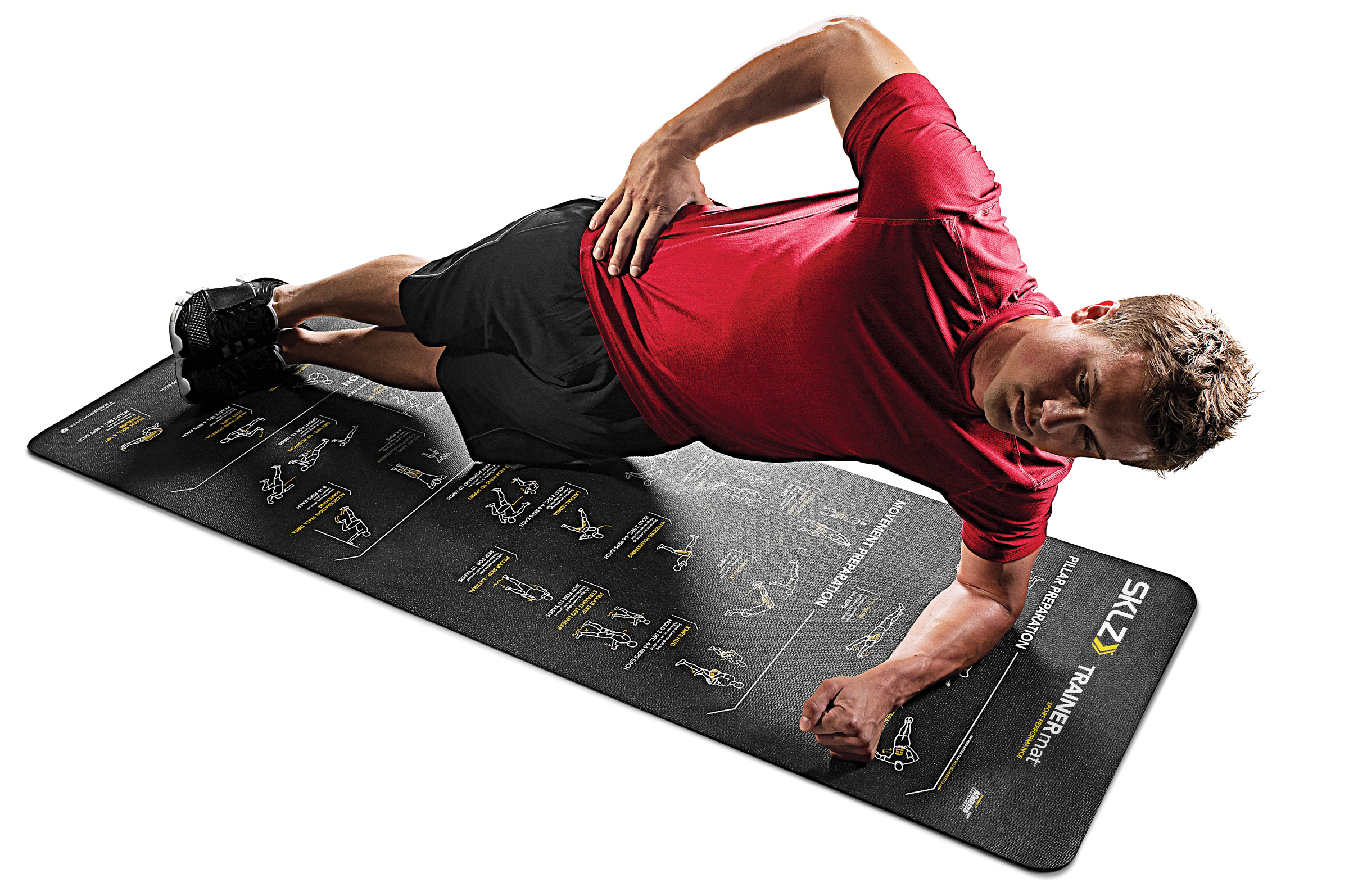Tapis D Exercices Trainer Mat Sklz Dragonsports Eu