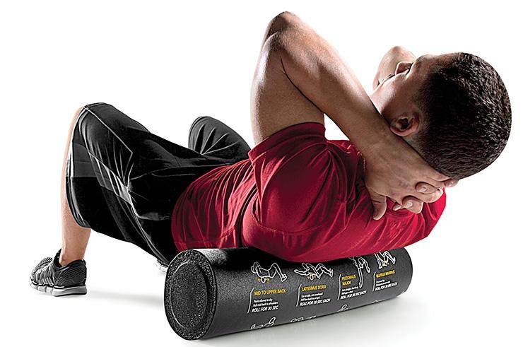 Self-Guided Foam - Roller Trainer, SKLZ