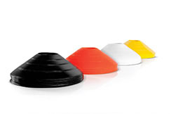 Agility Cones - Athletic Training Discs, SKLZ