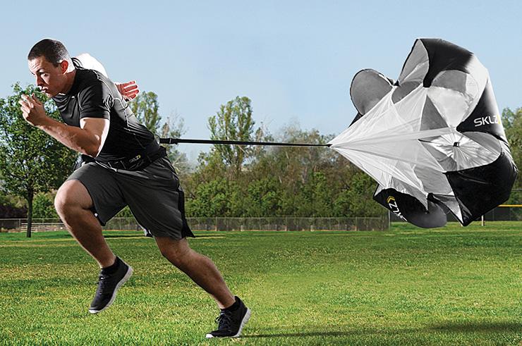 Speed Chute - Resistance Speed Training Parachute, SKLZ