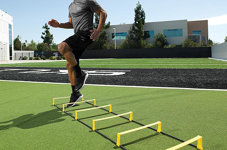 Echelle de coordination-obstacles 2 en 1, SKLZ