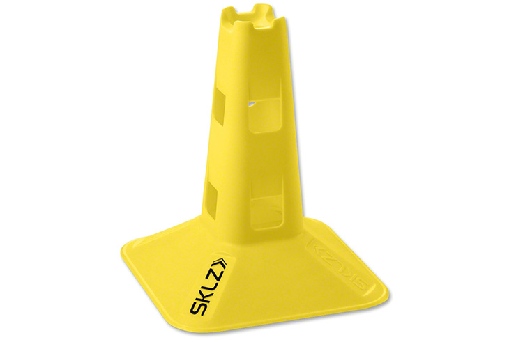 Agility Training Cones, Set of 8 - Big, SKLZ