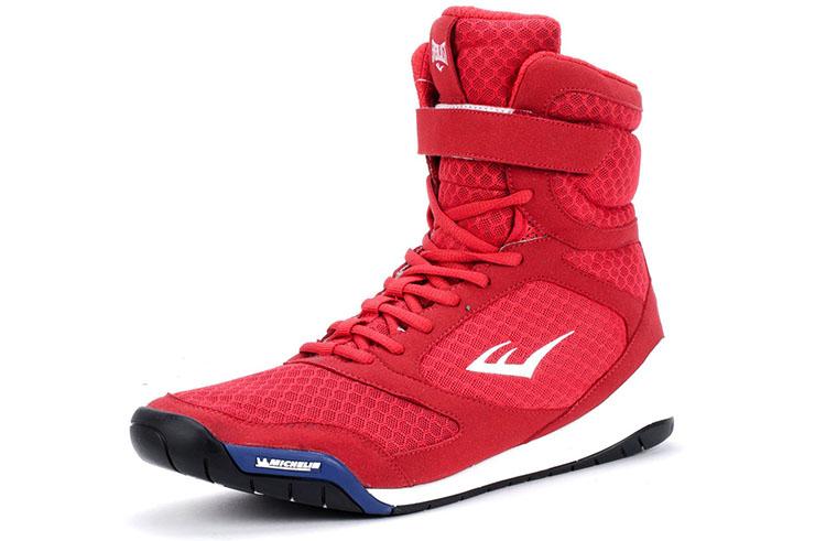 Zapatos de Boxeo Inglés - Elite, Everlast