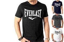 Camiseta deportiva, mangas cortas - Everlast