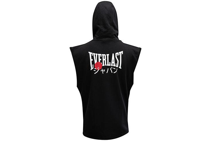 Sweat-shirt à capuche, sans manches - Nara, Everlast